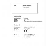 Liebherr PR 776 Crawler Dozer Repair Service Manual