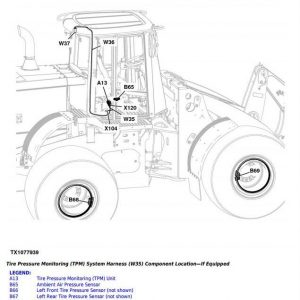 John Deere 644K Loaders Technical Service Manual