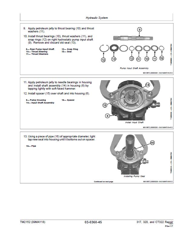 Heavy Equipment Parts & Accessories Business & Industrial JOHN ...