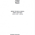 John Deere 624KR Loader Repair Service Manual