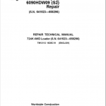John Deere 724K 4WD Engine S2 & T3 Loader Service Manual (S.N. 641523 – 658296)