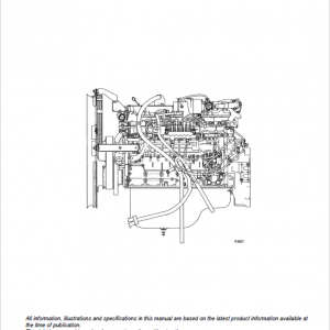 Isuzu 4HK1 Engines Repair Service Manual