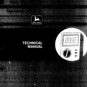 John Deere 2155, 2355, 2355N, 2555, 2755, 2855, 2855N, 2955, 3155 Tractors Service Manual