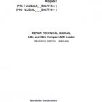 John Deere 244L, 324L Compact 4WD Loader Repair Service Manual (S.N after B047716 – )