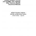 John Deere 5065M, 5075M (IT4) Tractors Repair Service Manual